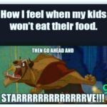 Fo real tho! Anyone else tired of dinner time struggles?hellip