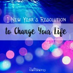 one-new-years-resolution