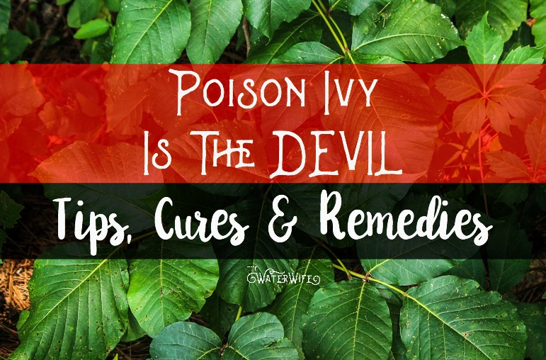 Super funny story about poison ivy and honest tips, remedies and cures for poison ivy, poison oak and sumac. Get relief today!