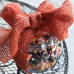 Its that time of year again!Teacher goodies in glass pumpkinshellip