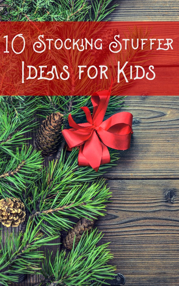 These are the best stocking stuffer ideas for kids! Your children will be excited and actually use these stocking stuffers!