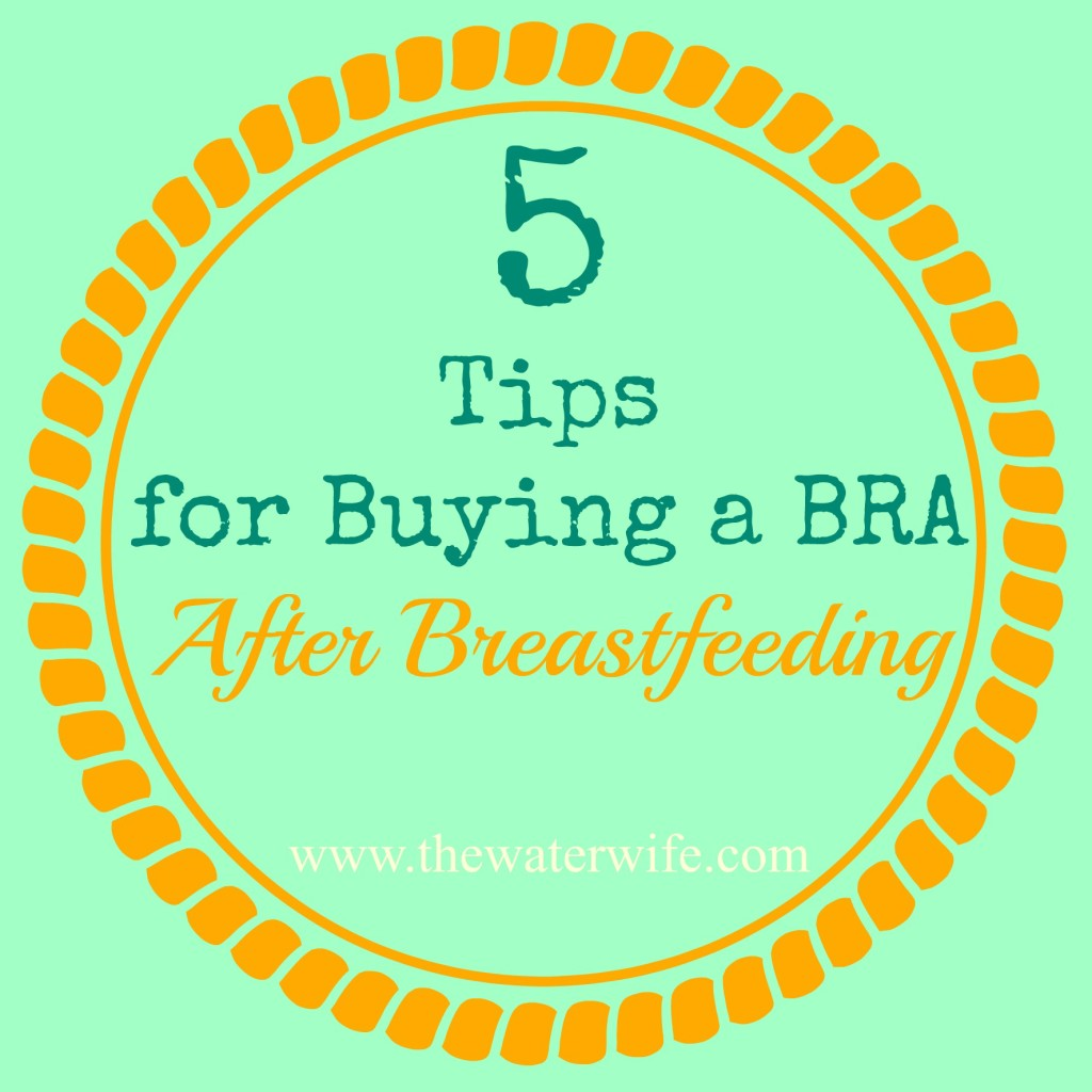 5 Tips For Buying a Bra