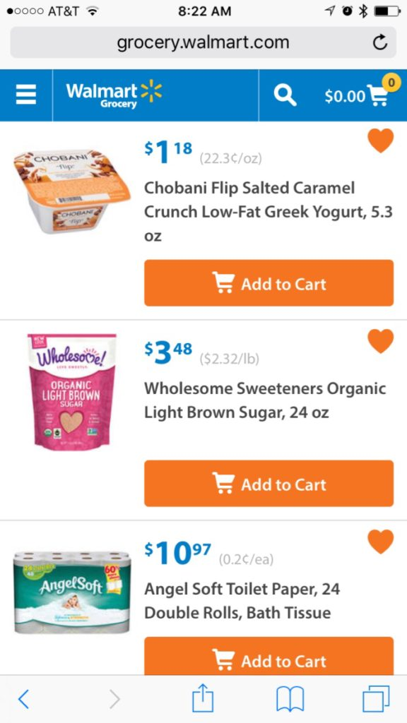 Walmart just changed my mom game with online grocery pickup!