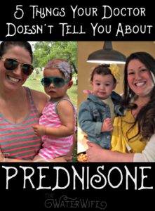 If you are on prednisone, you must read about the dangers no one tells you about and how to counteract prednisone side effects.