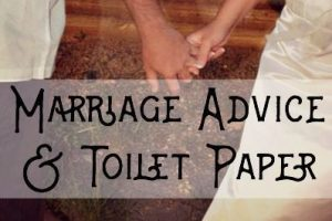 This is a must read for marriage advice for newlyweds and veteran relationships.